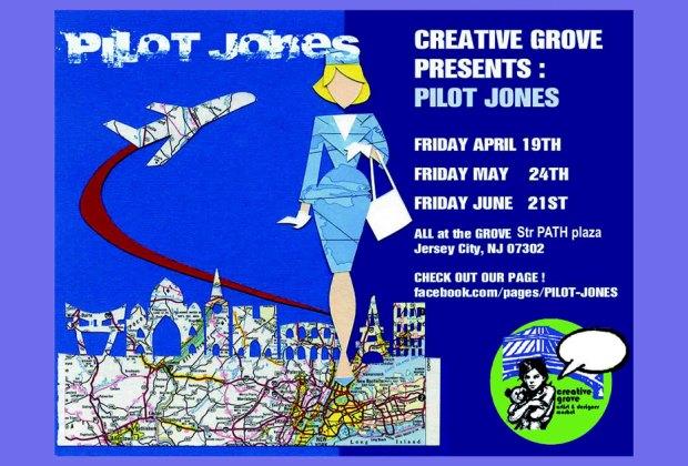 Pilot Jones
