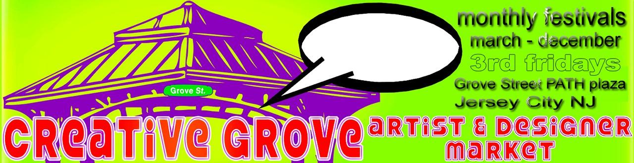 Creative Grove Artist & Designer Market